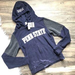 VS PINK Penn State Zip Hoodie XS